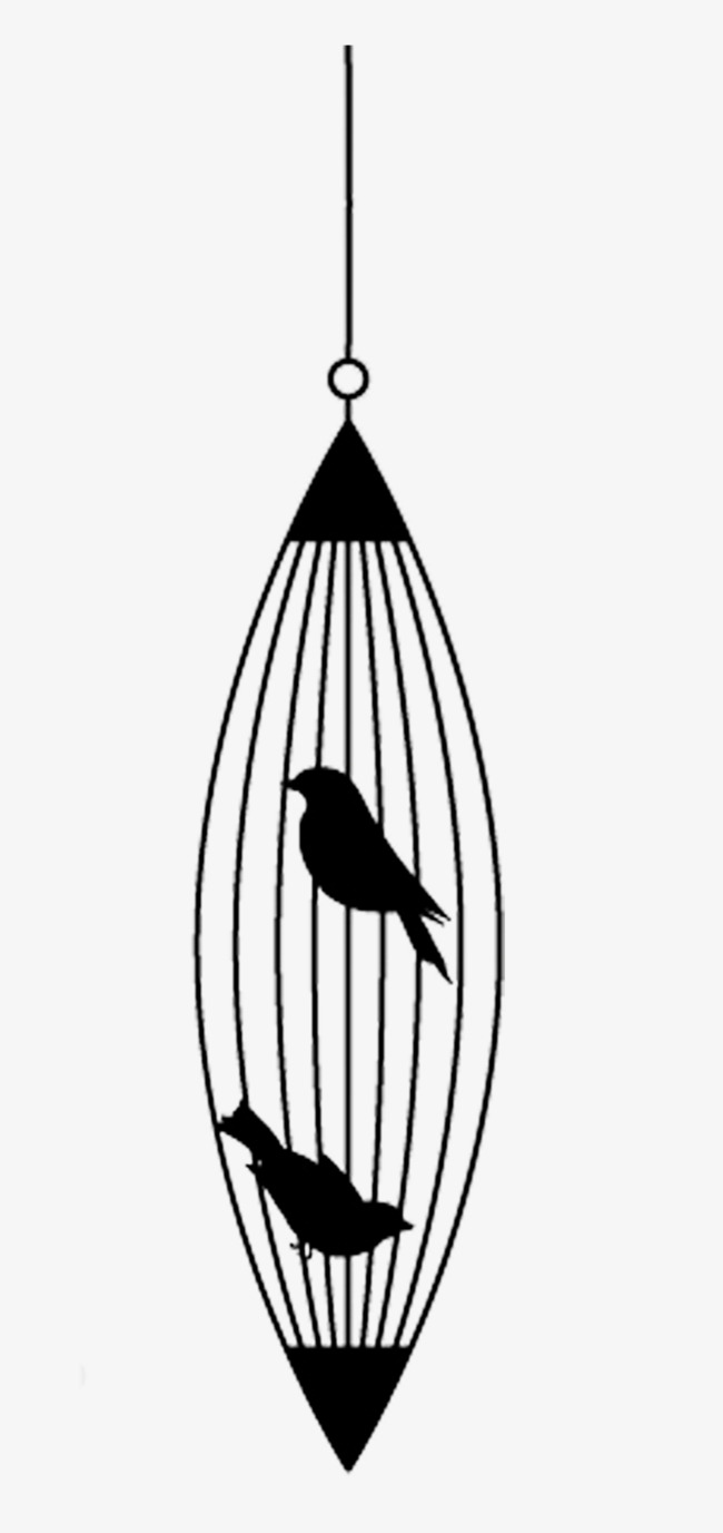 650x1377 Oval Bird Cage, Cage, Oval, Birdcage Png Image For Free Download