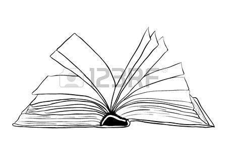 450x306 Open Book Vector Symbol Icon Design. Beautiful Illustration