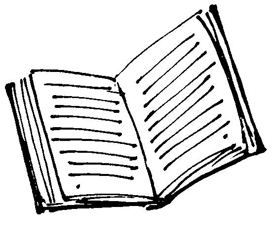 551x487 Open Book
