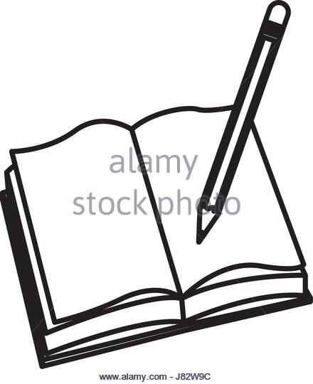 440x540 Open Book Empty Space For Text Stock Photos Amp Open Book