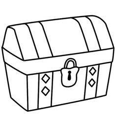 236x236 Treasure Chest Pictures To Print And Color Images Of How To Draw