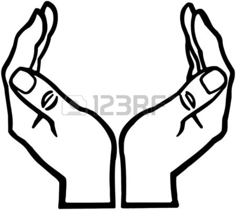 open hand drawing at getdrawings com free for personal use open rh getdrawings com jesus open hands clipart jesus open hands clipart