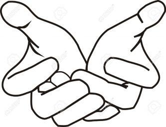 333x255 Helping Open Hands Clipart Giving Hands Clipart