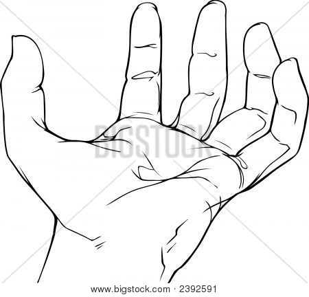 450x432 Images Open Hand Drawing
