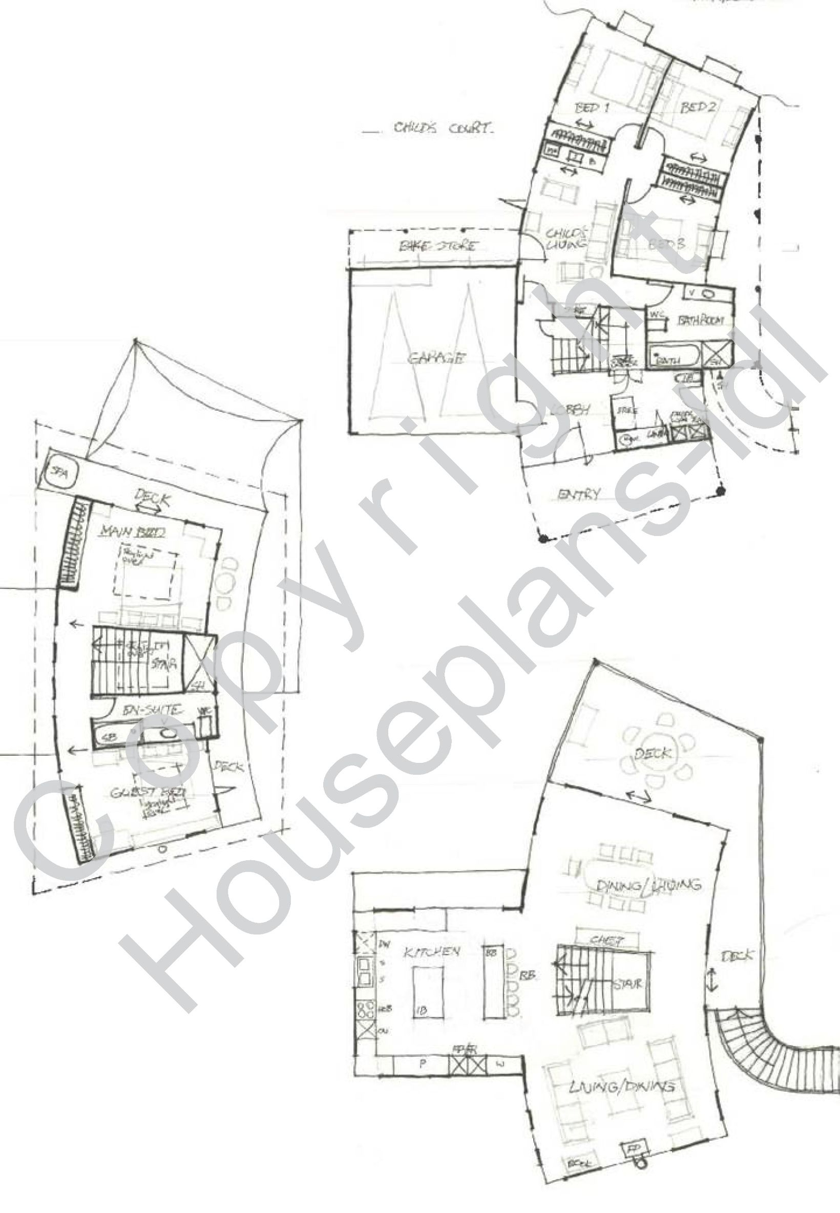 1640x2369 Uncategorized Floor Plans Free With Awesome Trend Decoration 3d