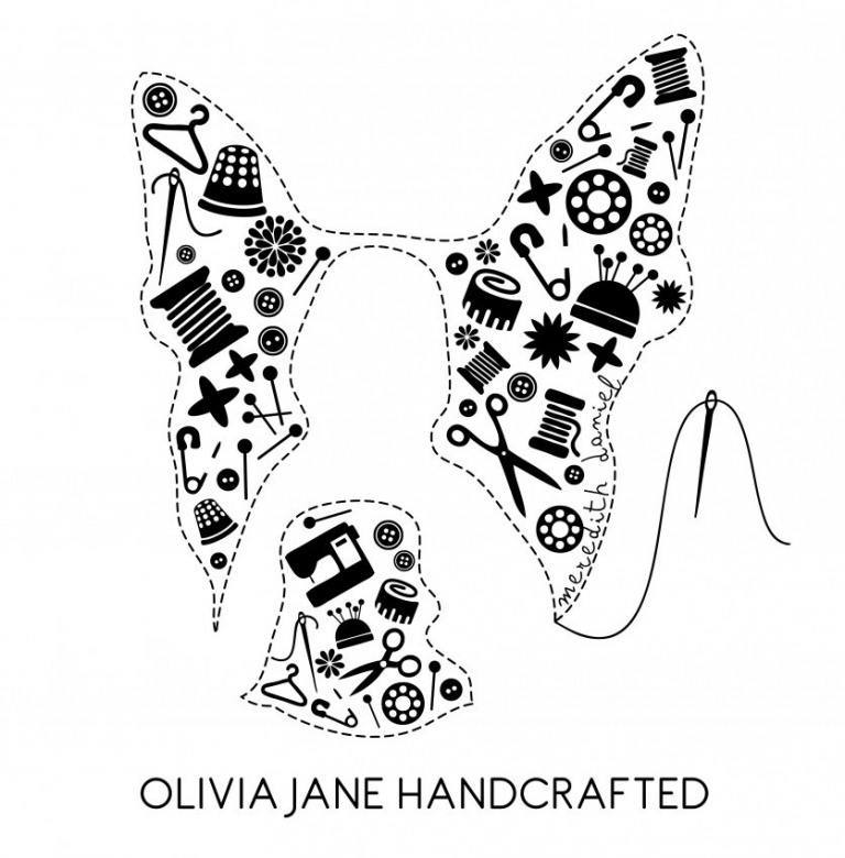 768x780 Valentine's Pocket Pillow Olivia Jane Handcrafted Blog