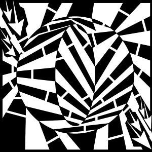 300x300 Optical Illusion Drawings