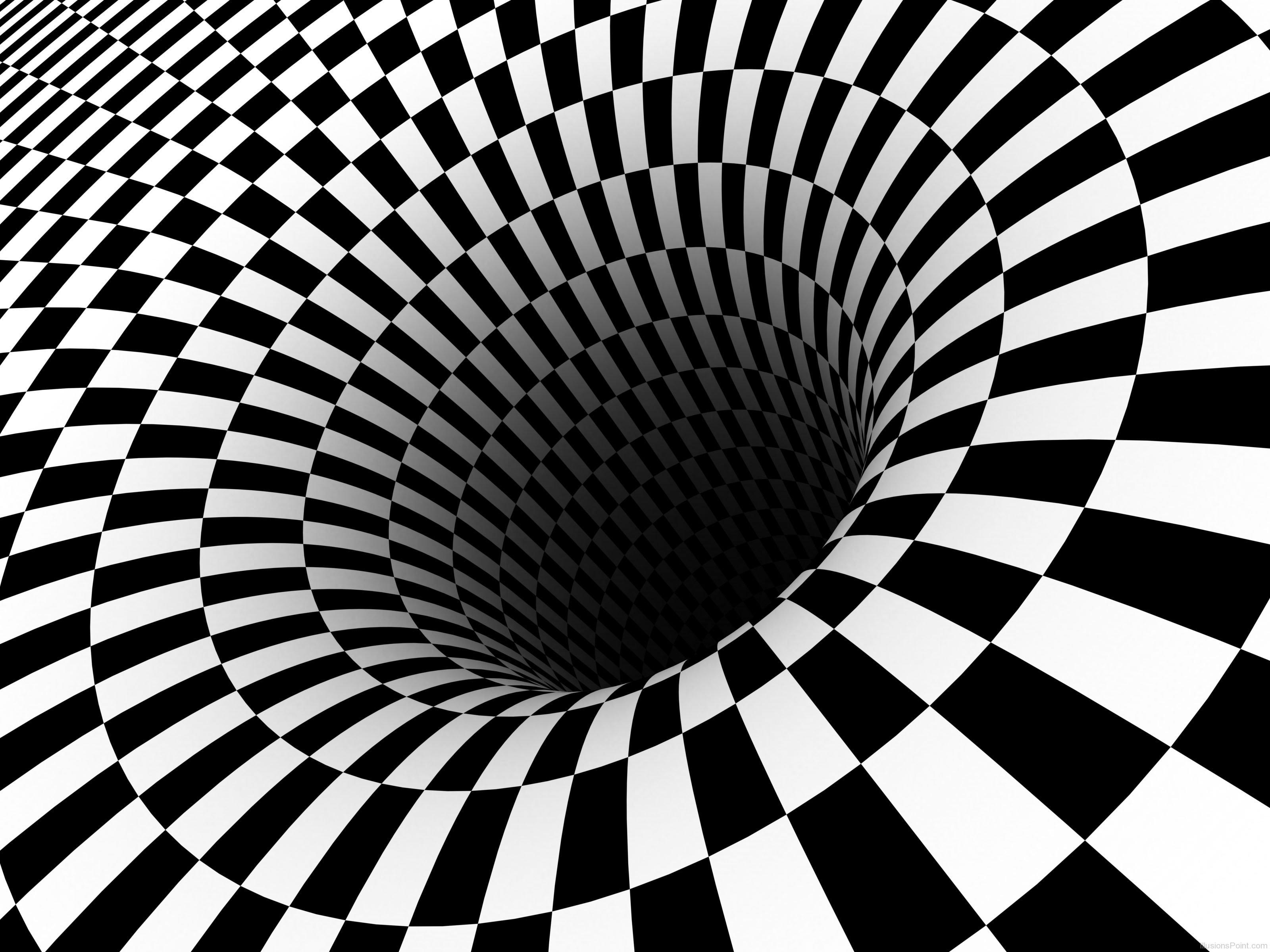 3200x2400 Optical Illusion
