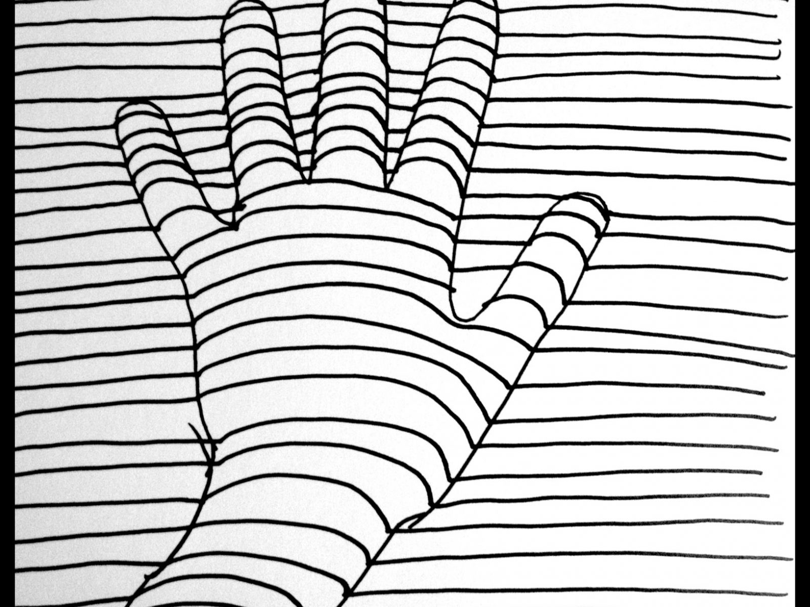 Optical illusions drawing at free for for Animated optical illusions template