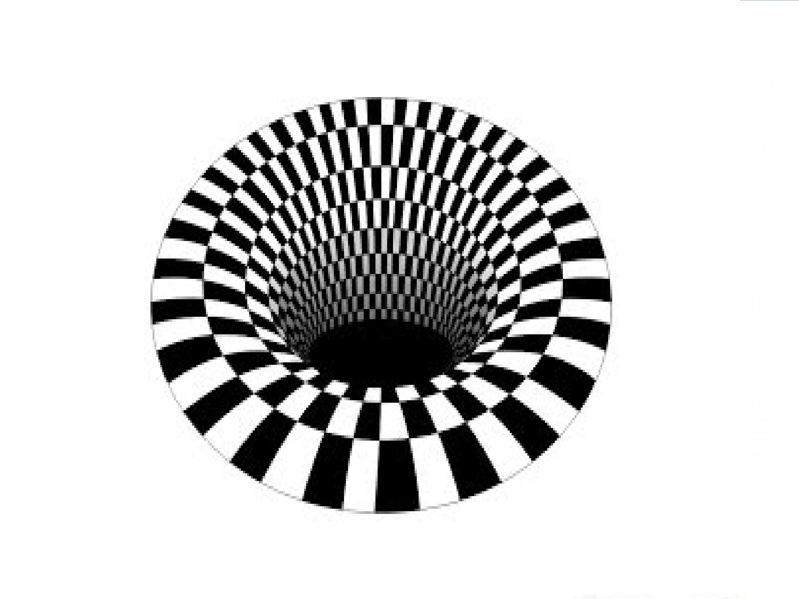 2592x1944 Speed Drawing 3d Hole