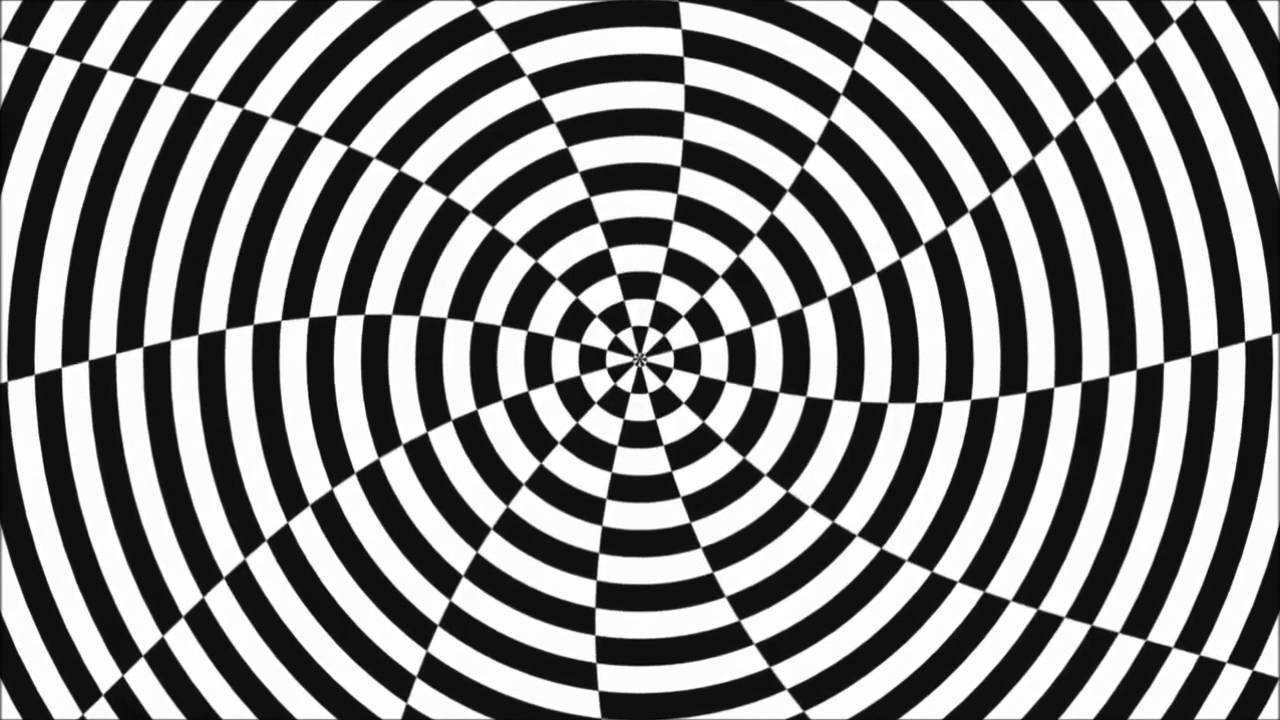 1280x720 Trippy Optical Illusion Eye Trick Hypnotic Hallucinate