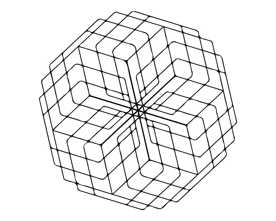 936x749 Optical Illusions Coloring Pages Optical Illusions Coloring Pages
