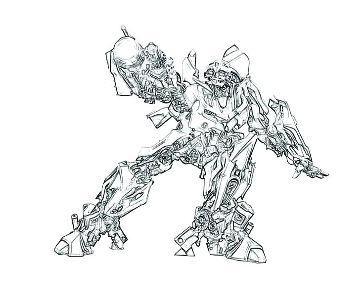 736x613 Cool Optimus Prime Coloring Pages Free Download Face Page