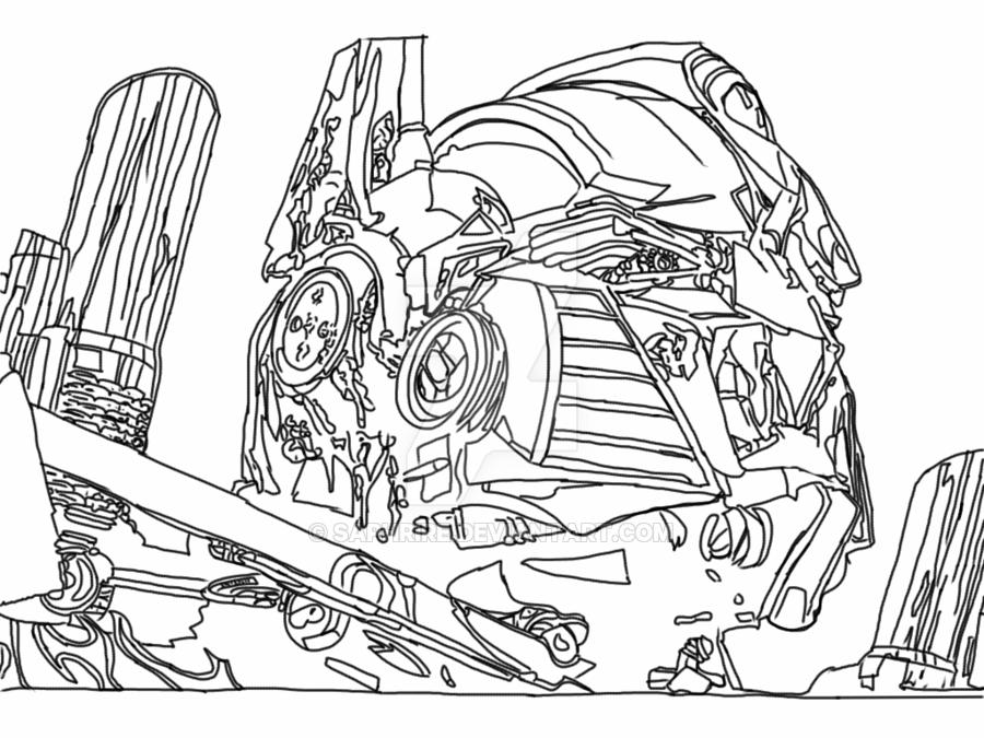 900x675 Optimus Prime By Saphrire