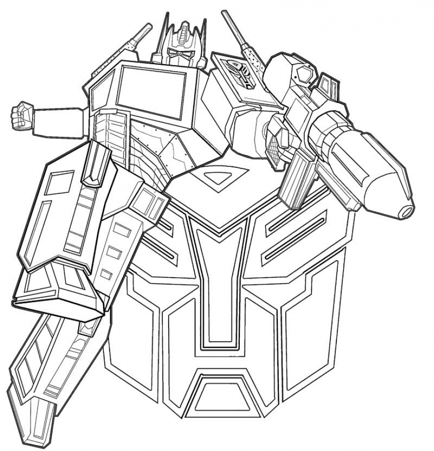 Optimus Prime Face Drawing At Getdrawings Free Download