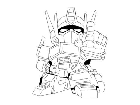 491x368 Vector Optimus Prime Transformers Free Vector Download (105 Free