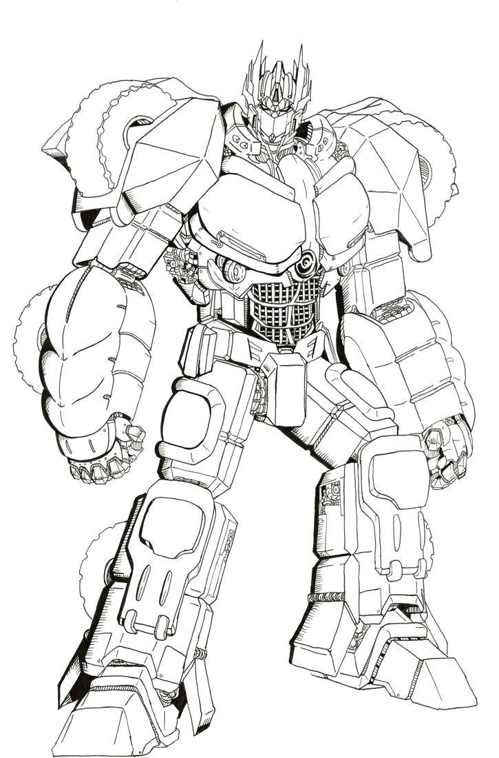 725x1100 Coloring Optimus Prime Coloring Pictures Superb How To Draw