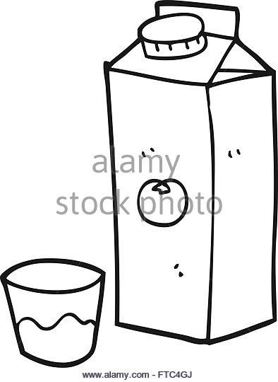 394x540 Freehand Drawn Cartoon Orange Juice Stock Photos Amp Freehand Drawn