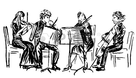 Orchestra Drawing