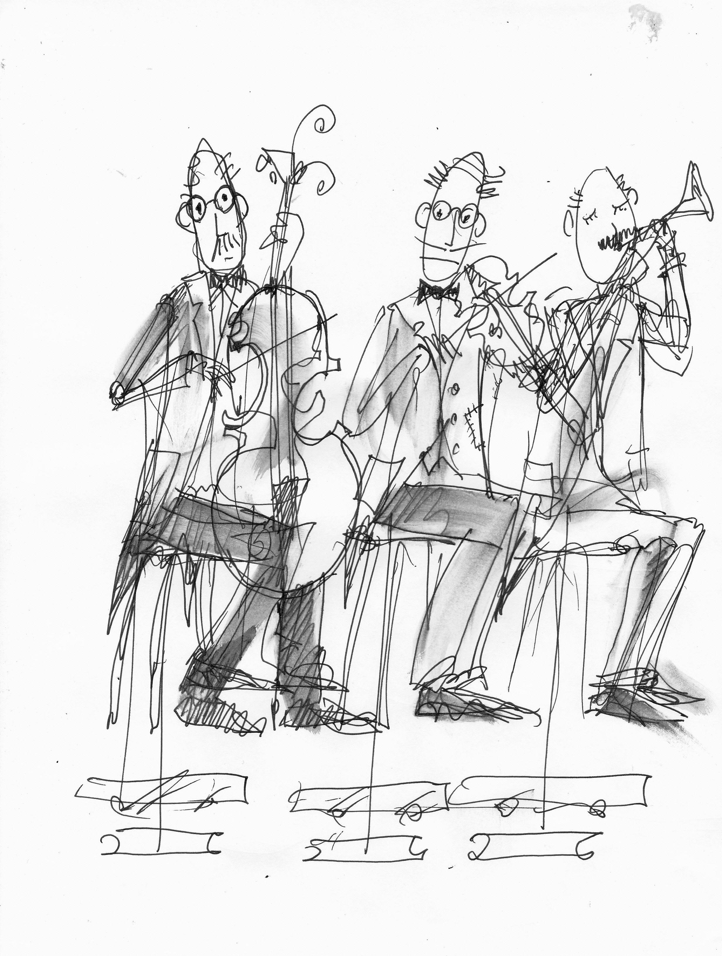 2464x3262 Italian Orchestra Keith Newstead Automata