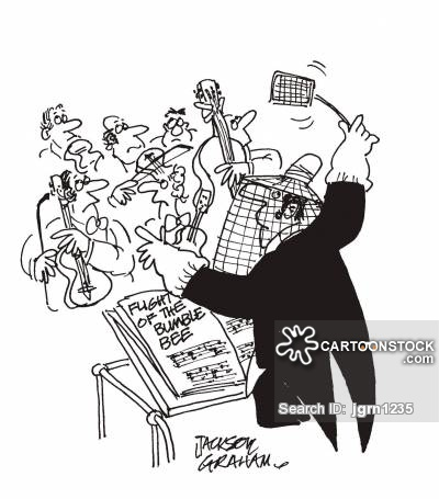 400x455 Orchestra Conductor Cartoons And Comics