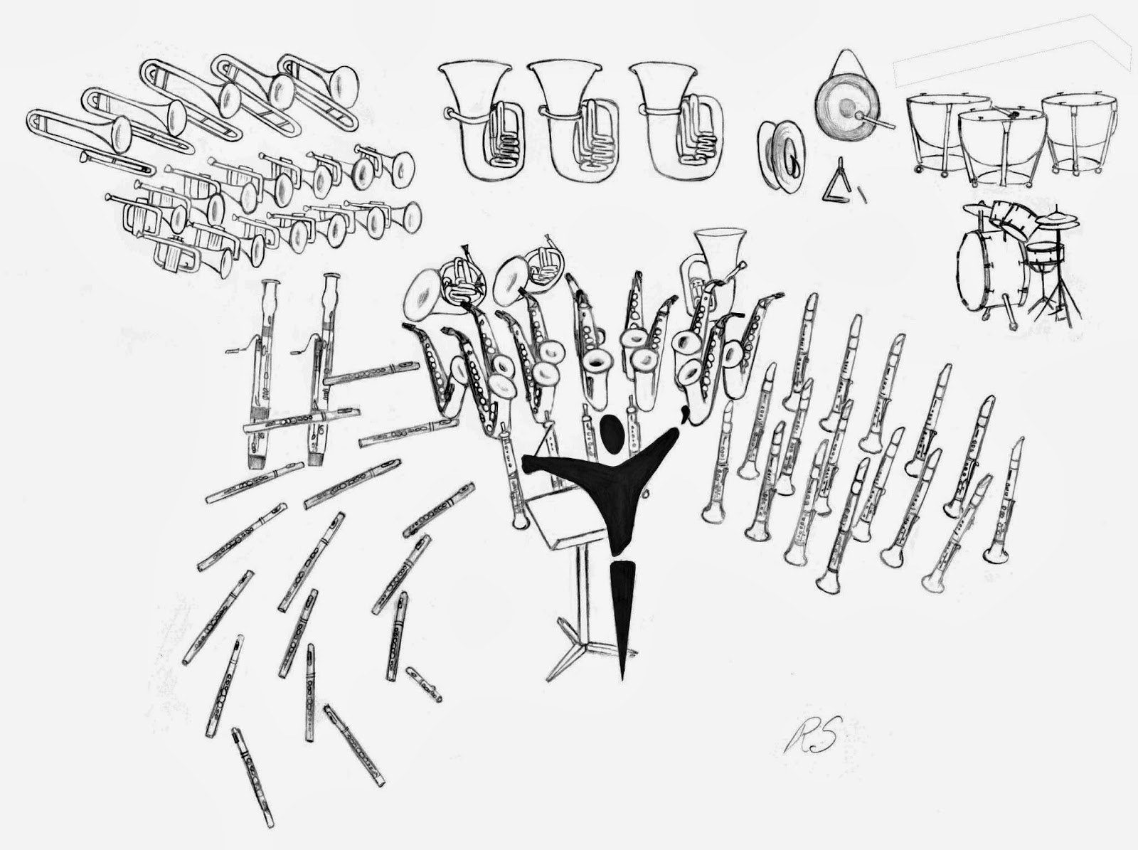 1600x1195 Beenham Wind Orchestra Spring Concert