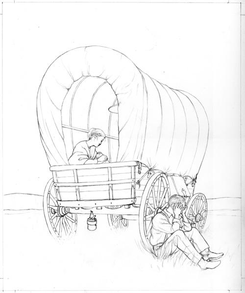 500x596 Illustrator Saturday Doris Ettlinger Writing And Illustrating