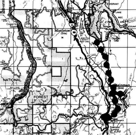 550x549 Oregon Historic And Scenic Highway Program (Description