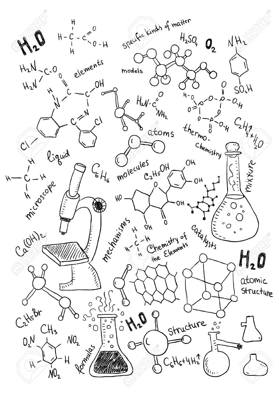 Organic Chemistry Drawing at GetDrawings com | Free for