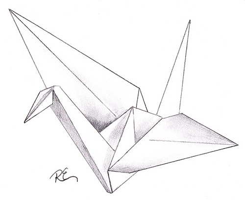 The Best Free Origami Drawing Images Download From 311 Free