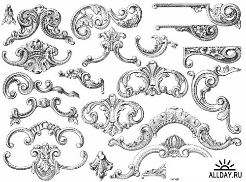 Ornamental Drawing