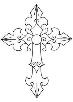 236x332 Religious Cross Design Collection Cruz Religious