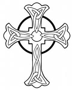 253x300 Cross Coloring Pages