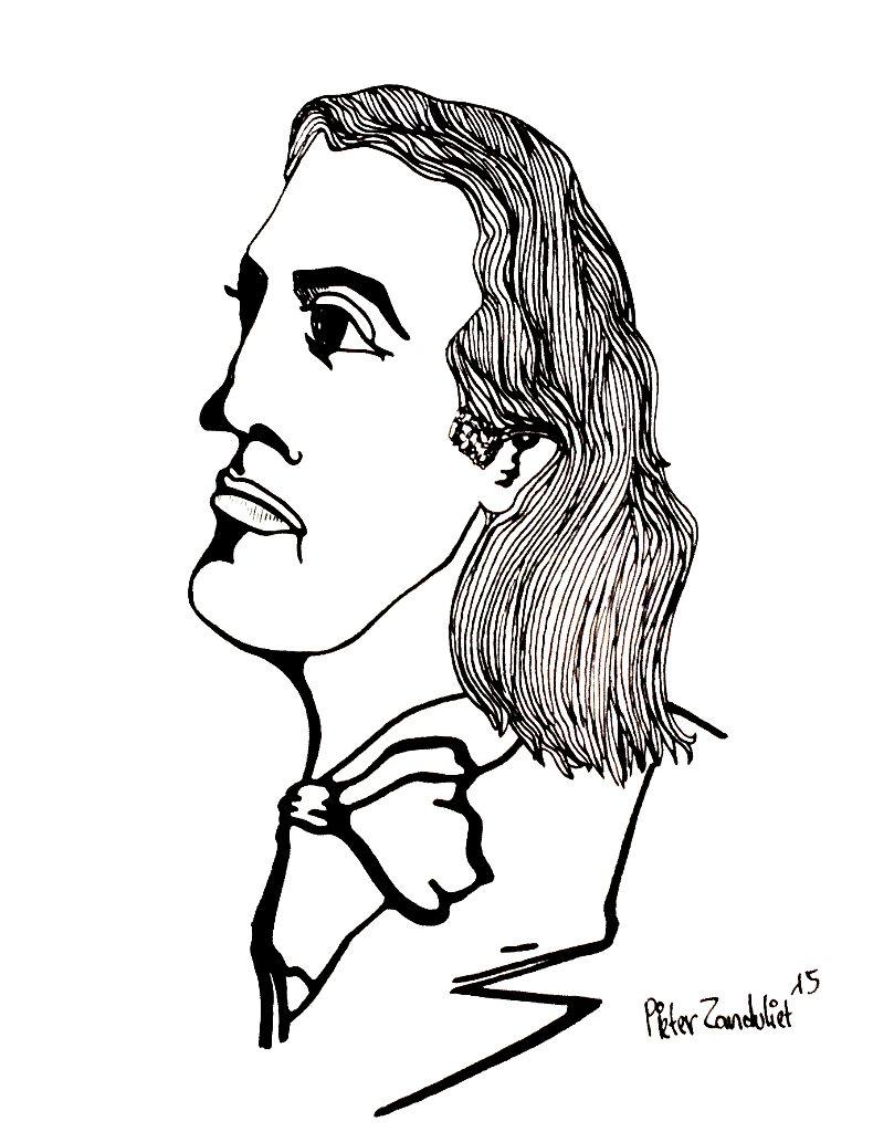 809x1024 Oscar Wilde