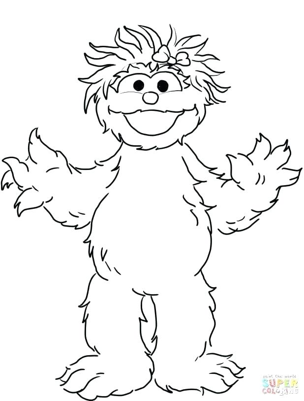 Oscar The Grouch Drawing at GetDrawings.com   Free for personal use ...