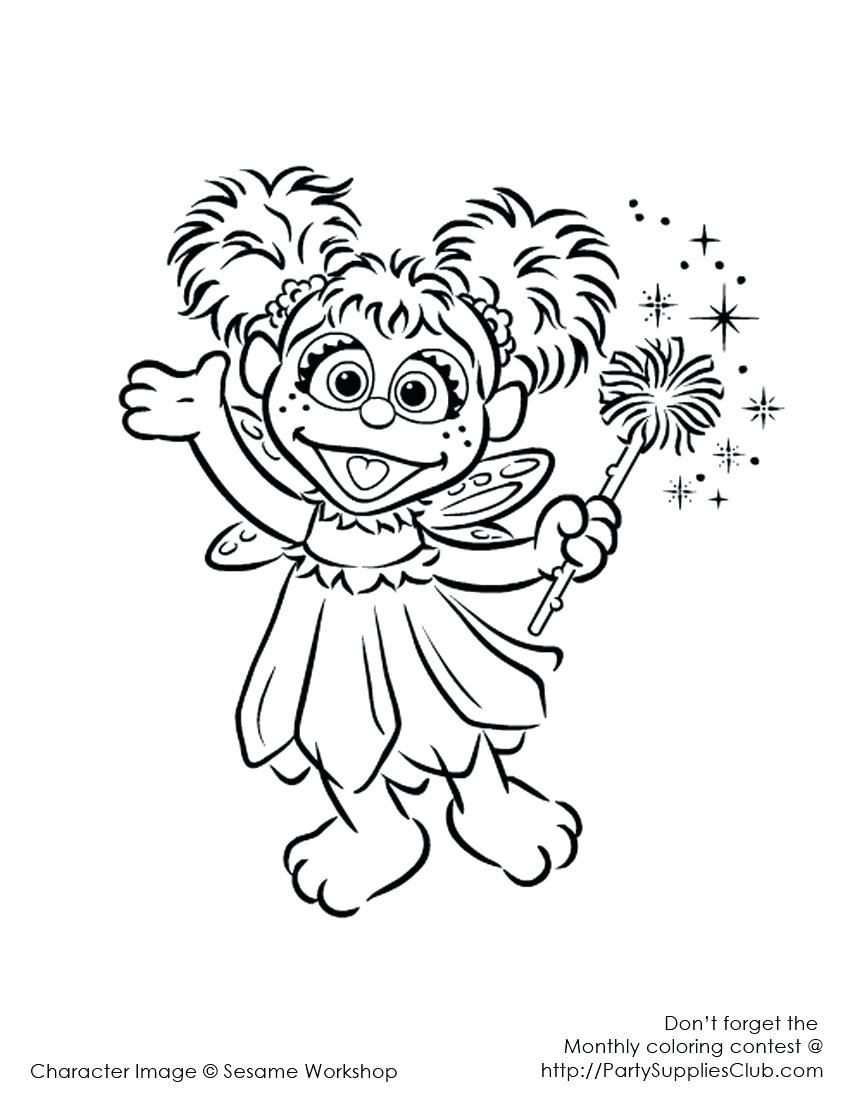 850x1100 Coloring Oscar The Grouch Coloring Page Sesame Street Pages Large
