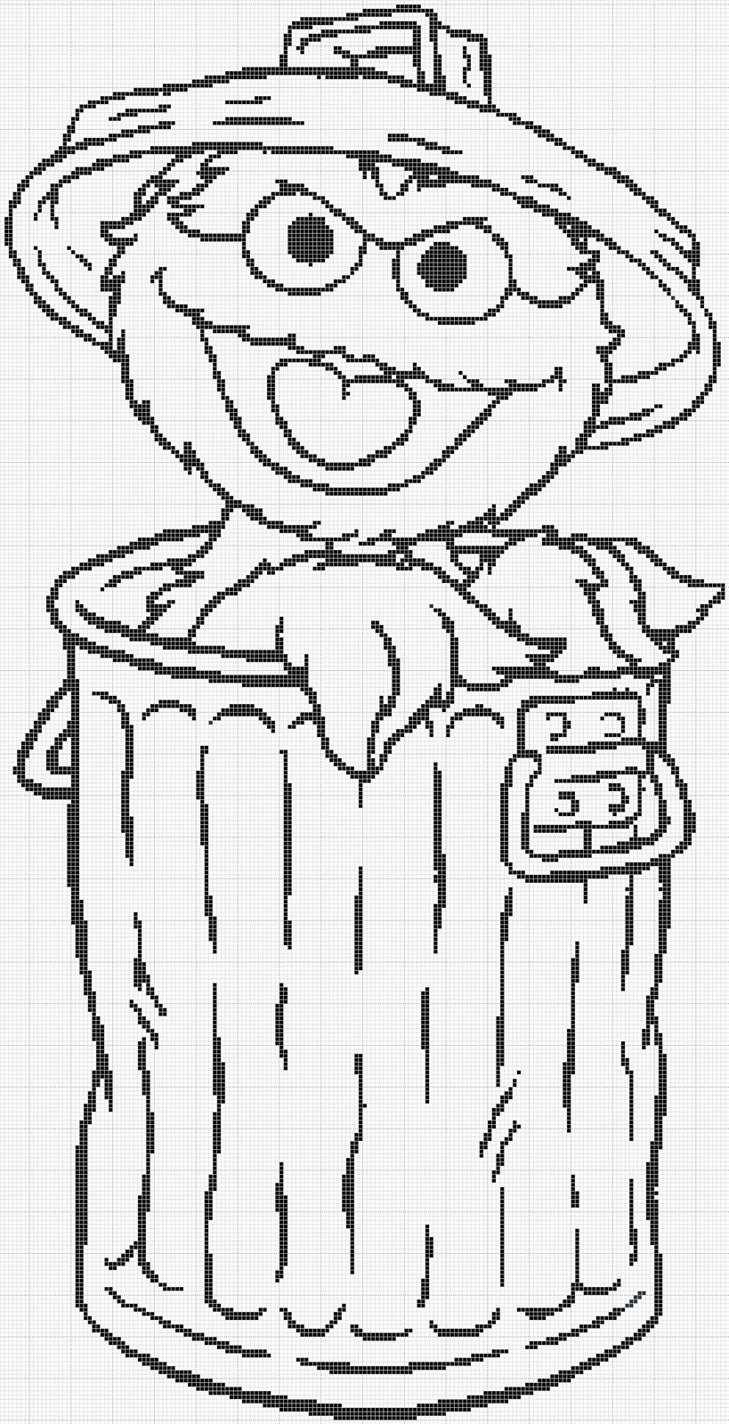 819x1600 coloring pictures of oscar the grouch oscar the grouch printable