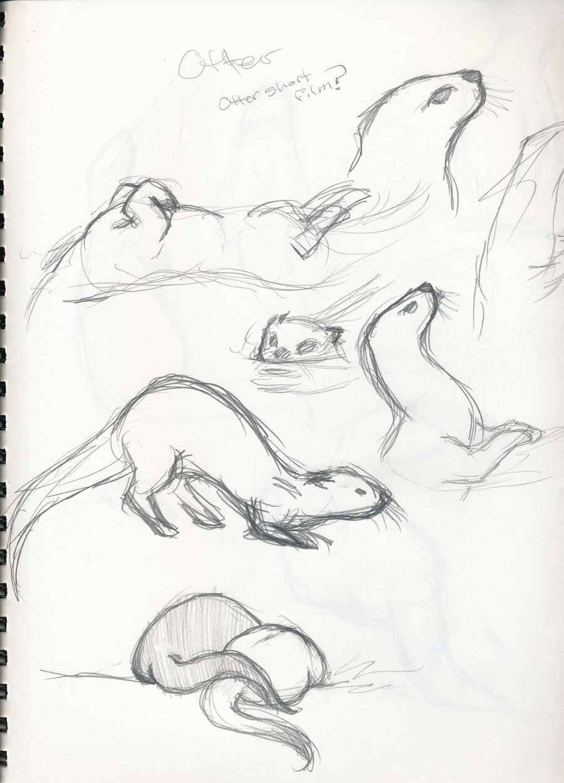 900x1251 Otter Pops By Rosengeist