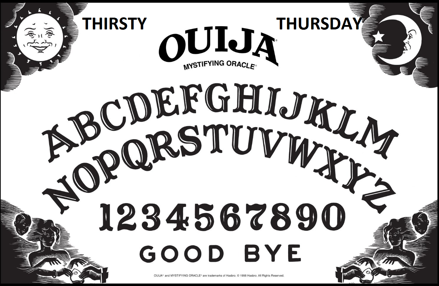 1492x972 Thirsty Thursday I Spent Halloween Playing Ouija, And I Met Drese