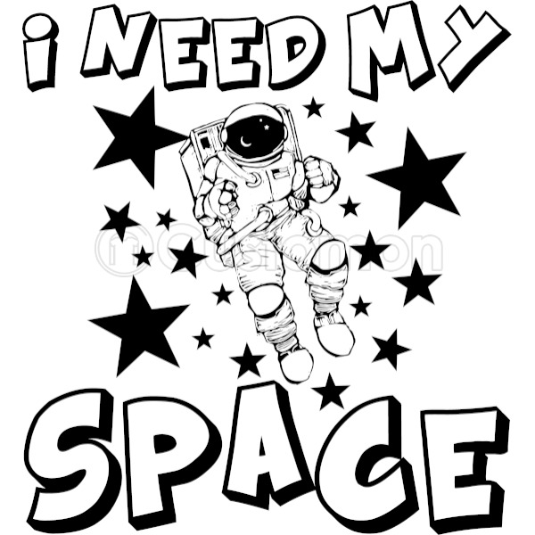 600x600 I Need My Space