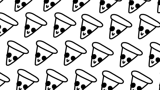 640x360 Galaxy Pizza Tumblr