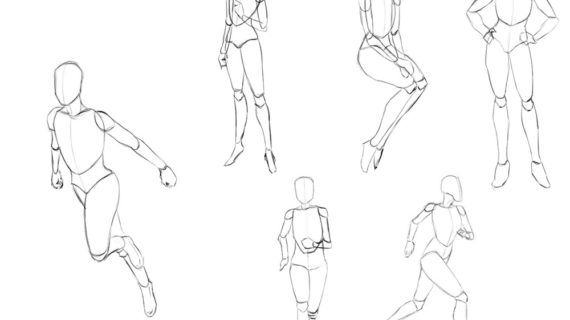 570x320 outline drawing of human body basics part 1