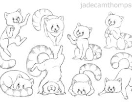 270x210 Draw 3 Rough Sketchesoutlines (Can Be A Picture Of Pencil