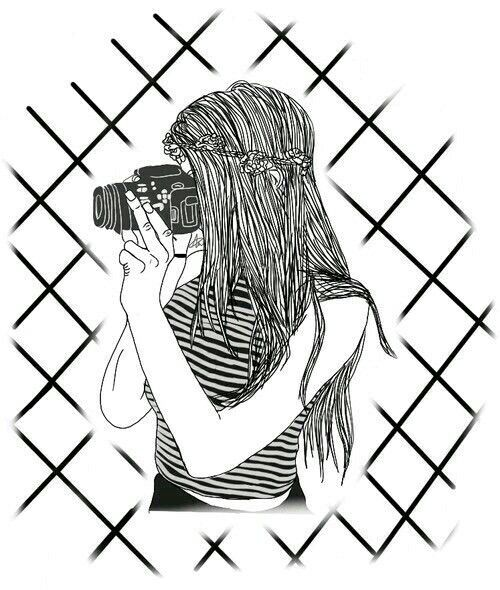 500x590 Pin By Jhon Mark On Girl Outlines, Outline Drawings