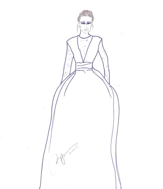 623x722 Overlay Sketches By Bishay Wang Sketches