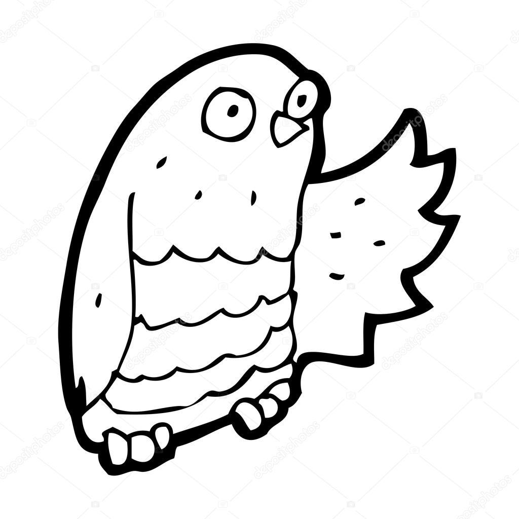 1024x1024 Cute Owl Cartoon Drawings