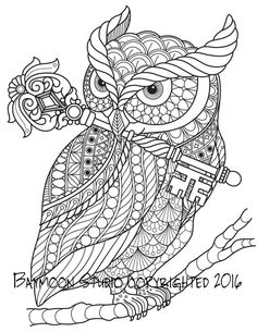236x305 Owl Coloring Pages Free Printables Owl Coloring Pages Realistic