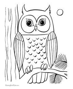 236x288 Owl Printable Clipart Black White Owl Printable, Owl