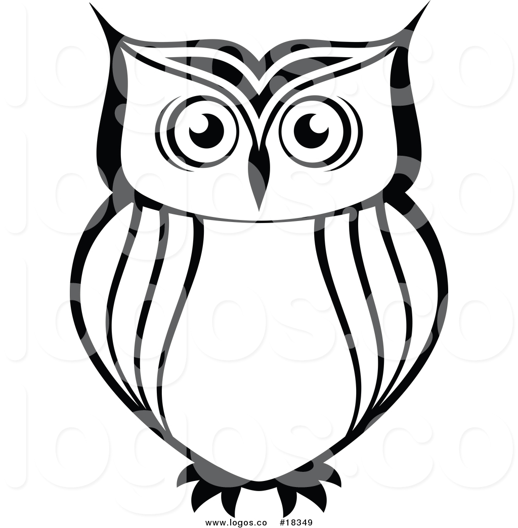1024x1044 Drawn Owl Graphic Design Black