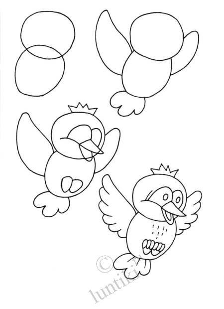 450x620 Art Lessons For Kids. Step By Step Drawing For Beginners